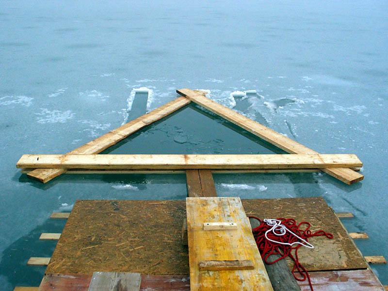24.1.2009 – Specialni tečaj potapljanja pod led