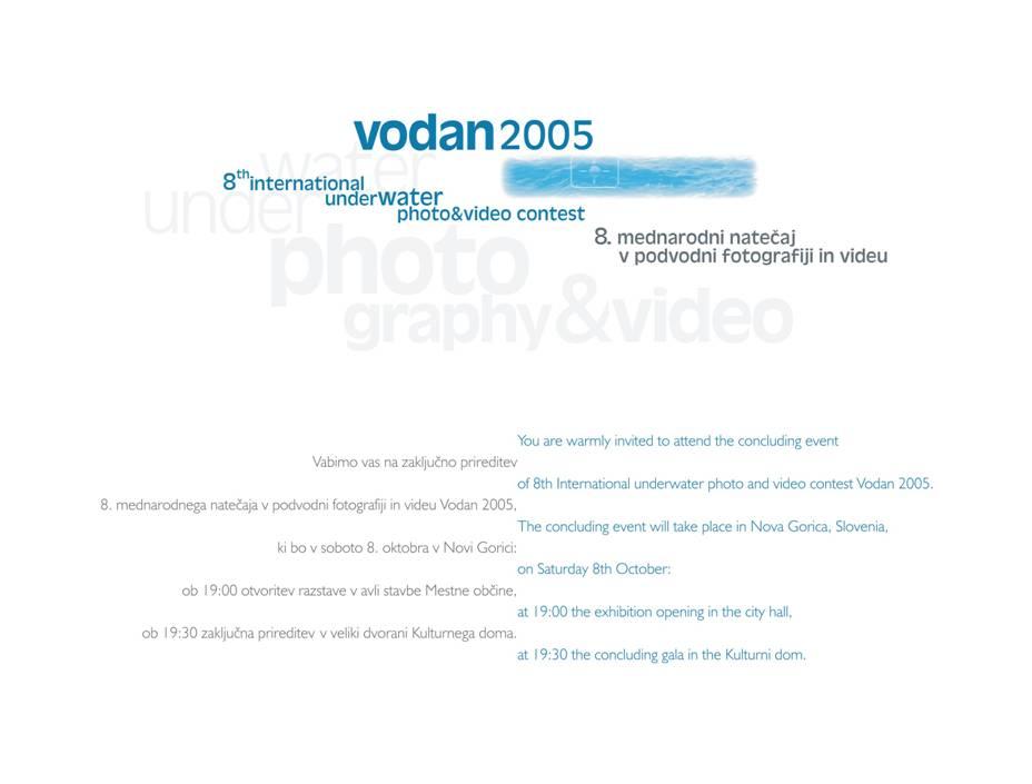 … VODAN 2005