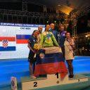 Alenka Artnik je evropska prvakinja