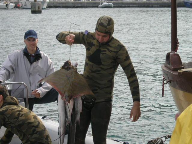 02. oktober 2004 – Piran – zaključni krog državnega prvenstva v podvodnem lovu
