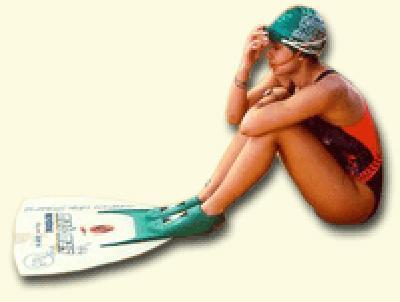 Hitrostno potapljanje in plavanje s plavutmi