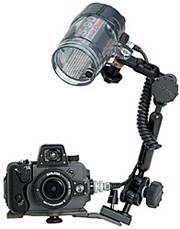 Odprto DP v podvodni fotografiji