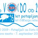 EKO KRKA 2019-Potapljači za čisto KRKO 7.9.2019 v Novem mestu