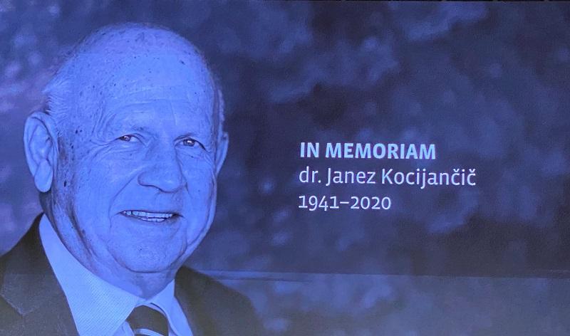 Janez Kocijančič – IN MEMORIAM