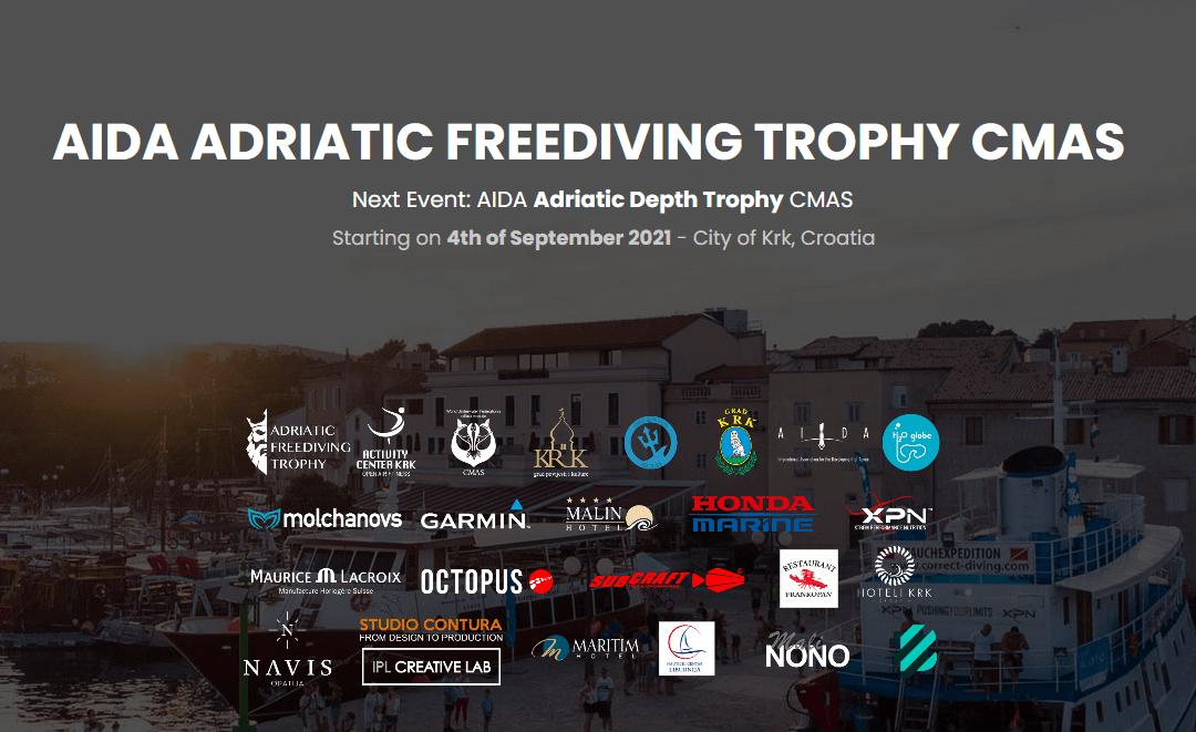 Prvo državno prvenstvo Slovenije v globinskih disciplinah v prostem potapljanju